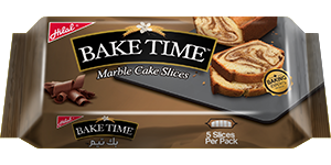 Marble Cake Slices