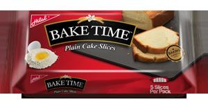 Plain Cake Slices