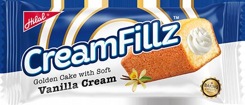 CreamFillz Vanilla