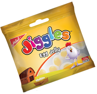 Hilal Foods Jiggles Egg Jelly
