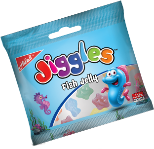 Hilal Foods Jiggles Fish Jelly