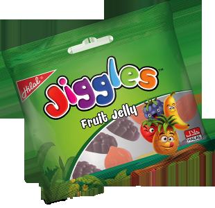 Hilal Foods Jiggles Fruit Jelly