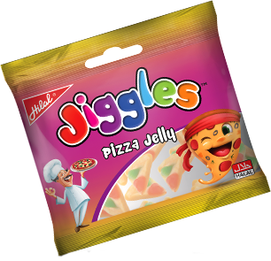 Hilal Foods Jiggles Pizza Jelly