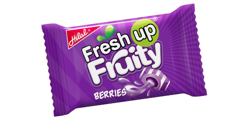 Hilal Foods Fresh Up Berries