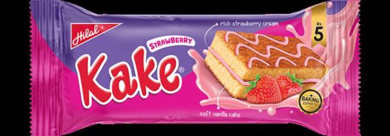 Hilal Foods Strawberry Kake