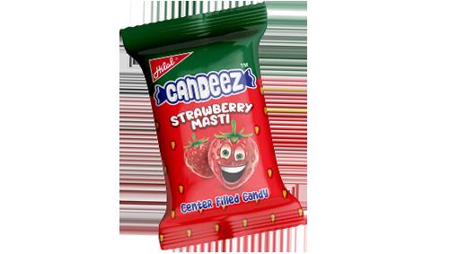 Hilal Foods Strawberry Masti Candy