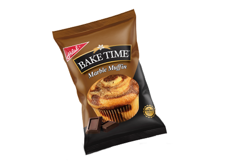 Hilal Foods Bake Time Marble Muffin