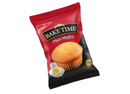 Hilal Foods Bake Time Plain Muffin