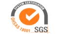 OHSAS 18001:2007 Certification for Hilal Foods