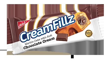 Hilal Foods CreamFillz Marble
