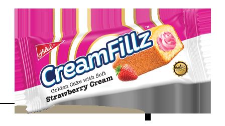 Hilal Foods CreamFillz Strawberry