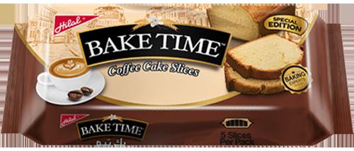 Coffee Cake Slices