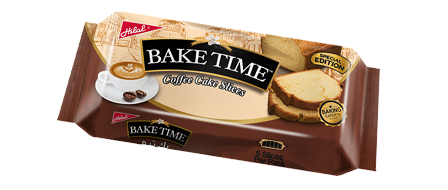 Bake Time Coffee Slices